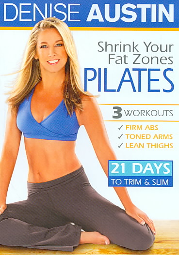 DENISE AUSTIN:SHRINK YOUR FAT ZONES P BY AUSTIN,DENISE (DVD)